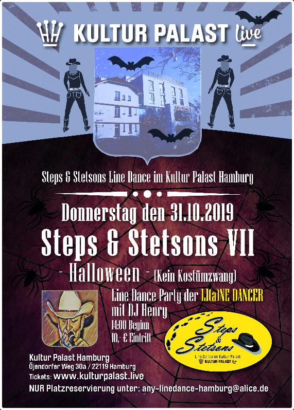 Link zu der Veranstaltung Steps & Stetsons VII
