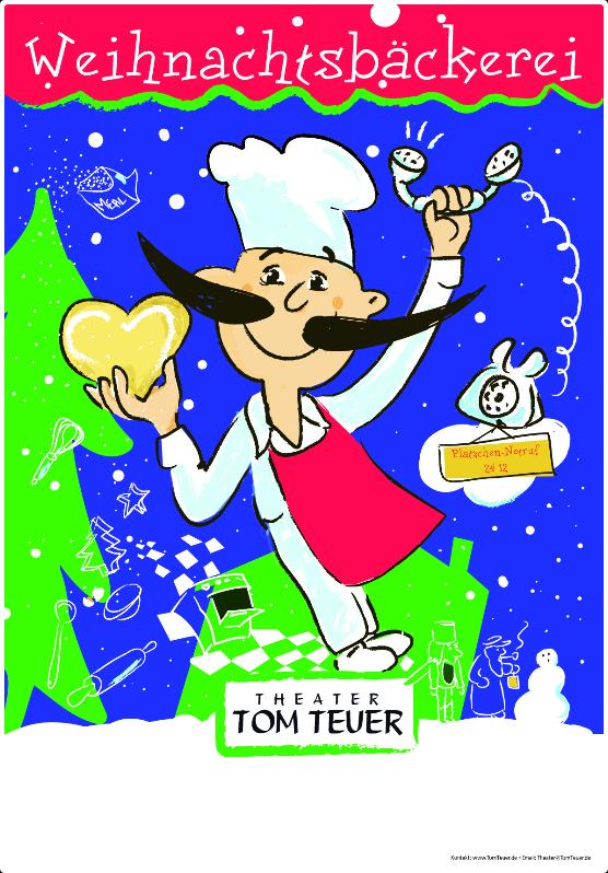 Link zu der Veranstaltung Die Weihnachtsbäckerei