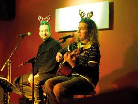 Link zu der Veranstaltung Jon Bon Deppe & Dean Marko: Immerg...