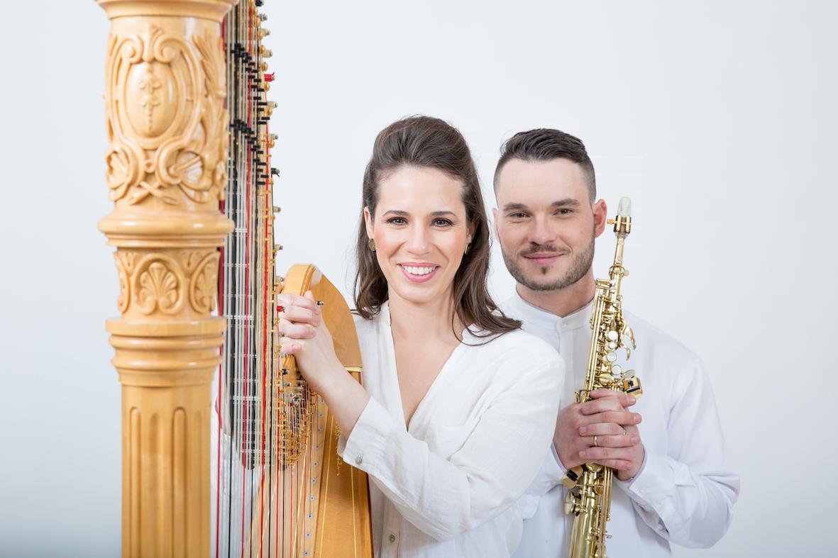 Link zu der Veranstaltung Jerusalem Duo