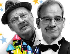 Link zu der Veranstaltung Gernot Voltz & Frank Küster: Die...