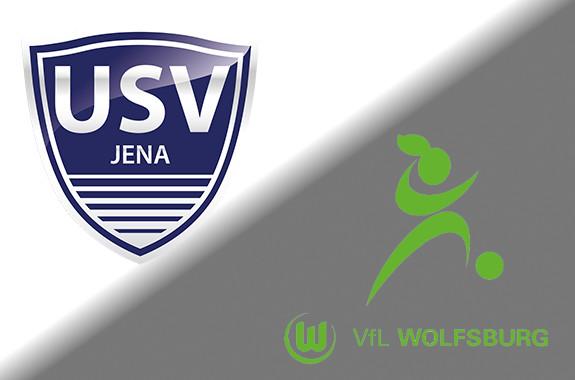 Link zu der Veranstaltung FF USV Jena - VfL Wolfsburg